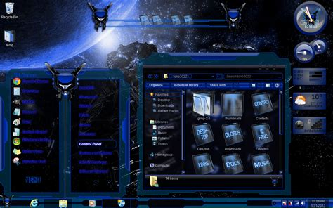 themes for windows 7 blue windows 7 themes blue glass by newthemes on deviantart