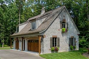 Country Garage Designs Country French Traditional Garage And Shed Other