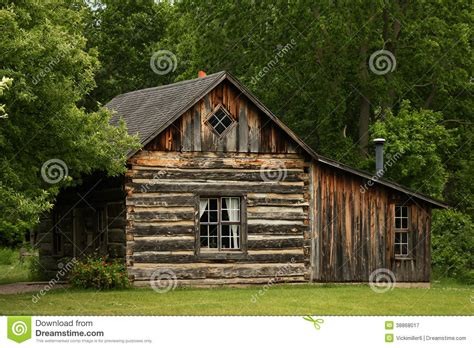 Historic Log Cabin Construction by Historic Log Building Stock Photo Image 38868017