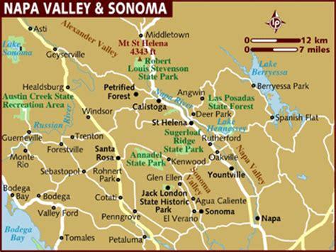california map napa sonoma napa sonoma valleys search napa sonoma
