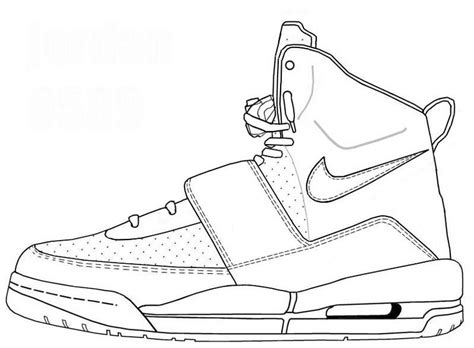 coloring pictures of basketball shoes jordan coloring pages cake ideas and designs