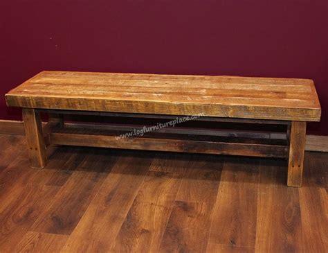 barnwood benches reclaimed barnwood bench