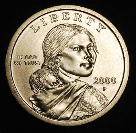 zeke1629 2000 p sacagawea dollar choice brilliant uncirculated
