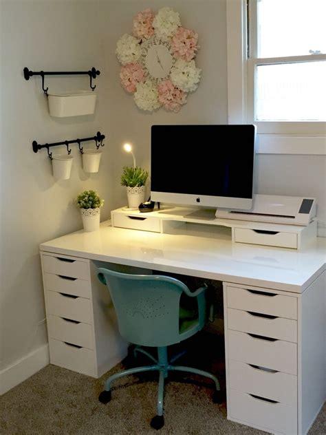 furniture linnmon corner desk  exciting office