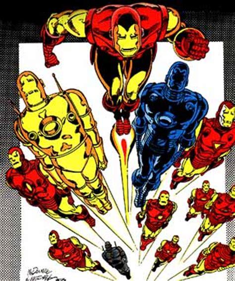 Home Blue Prints by Iron Man Marvel Comics Worldwide Comics Encyclopedia