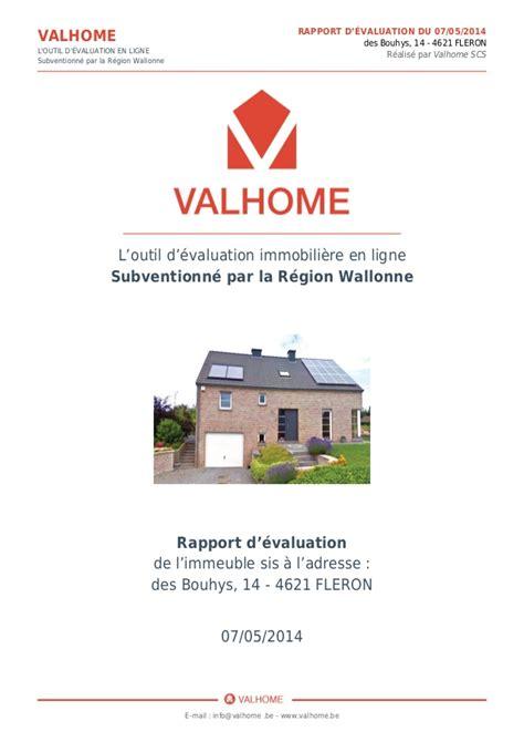 Estimer Sa Maison En Ligne 4669 by Estimer Sa Maison En Ligne Free Estimation De Maison