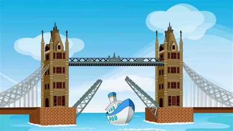london bridge  falling  kids songs  nursery