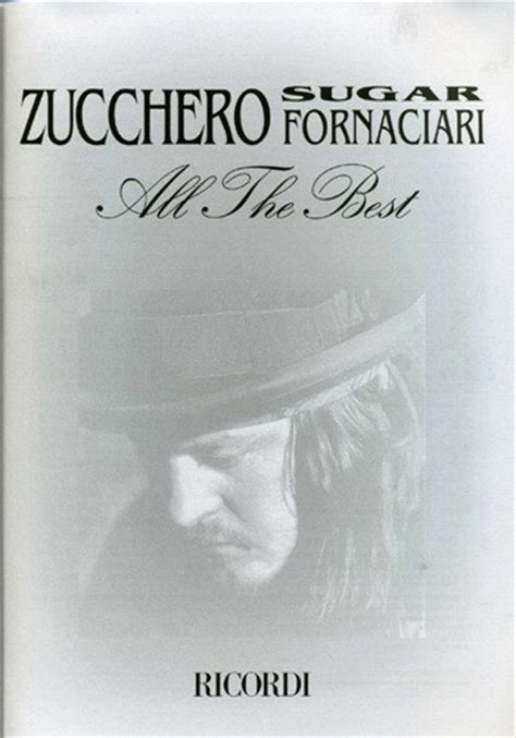 the best accordi sheet for voice zucchero all the best linea