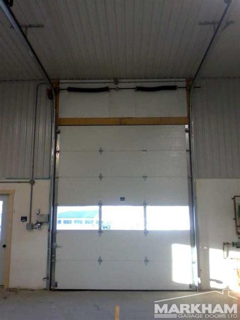 High Lift Garage Door Opener by Repair And Replacement Services Markham Garage Doors