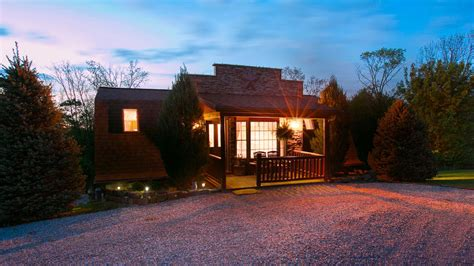 twilight cabin briarwood amish country cabins on the