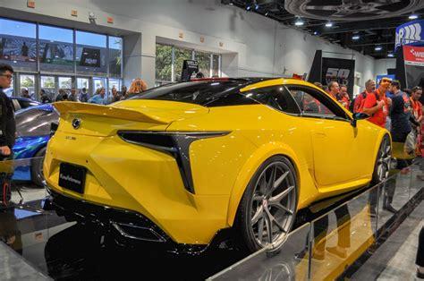lexus sema 2016 チューニングカーの祭典 semaショー2016まとめ 車知楽