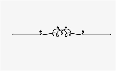 decorative horizontal line png decorative lines png vector decoration for home