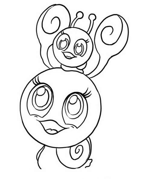 Zoobles Coloring Pages27 Coloring Kids Zoobles Coloring Pages