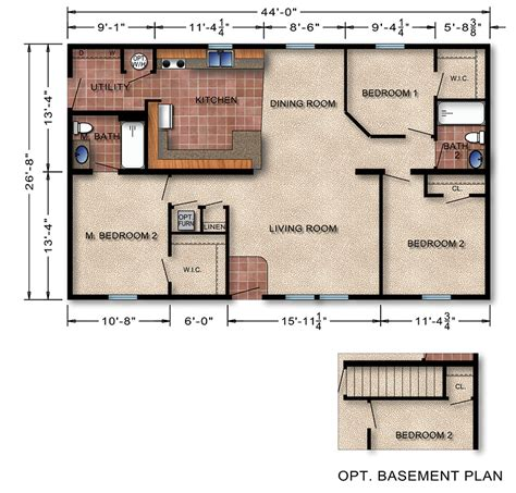 michigan modular homes 191 prices floor plans