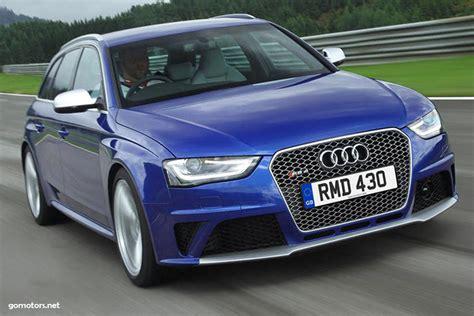 2014 Audi RS4 Avant review
