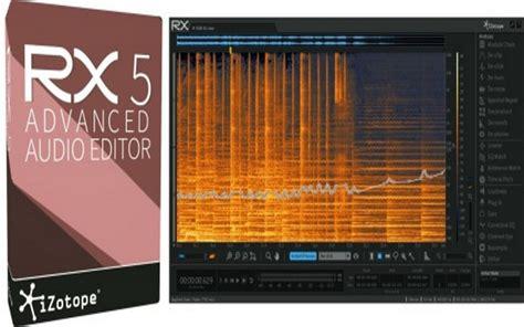 Izotope Rx 5 Advanced izotope rx 5 audio editor advanced 5 ล งค เด ยวแรง ว นโดว และ โปรแกรม