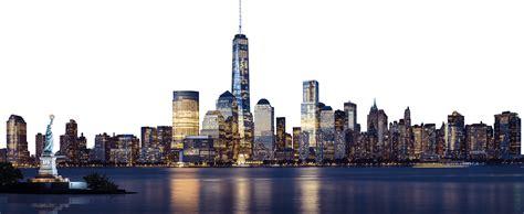 imagenes png new york new york city skyline png image purepng free