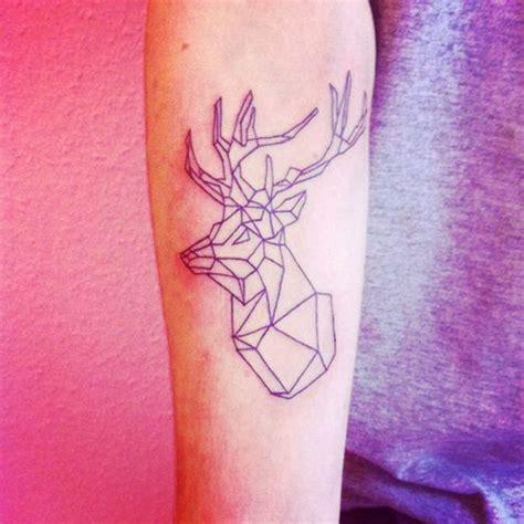 minimalist tattoo deer 15 best images about tattoos on pinterest minimalist