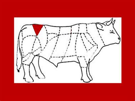 come cucinare il magatello di manzo codone taglio carne bovina alimentipedia enciclopedia