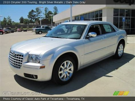 2010 Chrysler 300 Touring by Bright Silver Metallic 2010 Chrysler 300 Touring