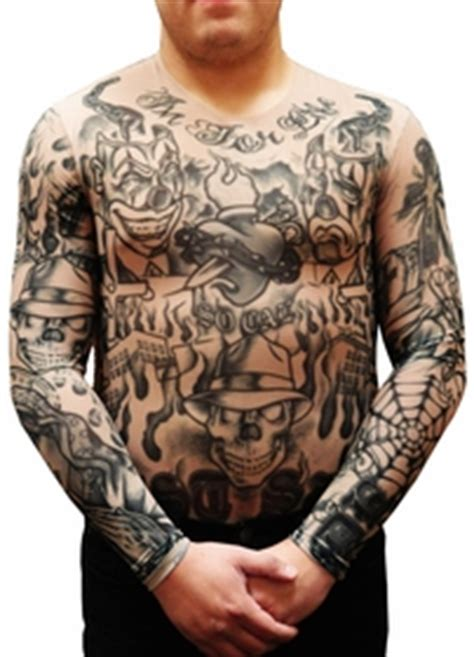 sleeve tattoo slip on fake tattoo sleeves