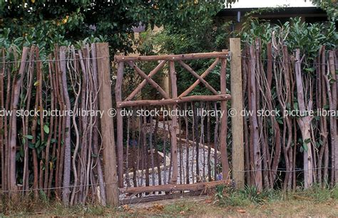 Garden Fence Gate by Outdoor Collection For Garden Gates And Fences Garden