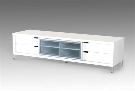 Tv Cabinet White Smf contemporary black or white high gloss tv stand columbus ohio vedw