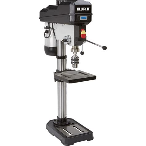 variable speed bench drill press klutch benchtop drill press variable speed with digital