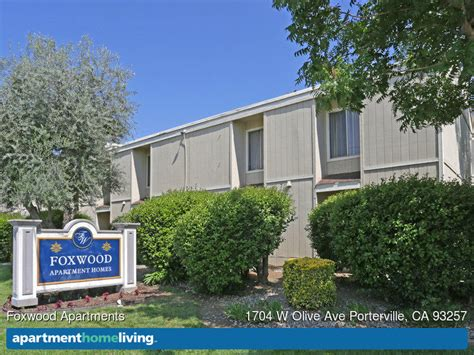 foxwood apartments porterville ca apartments for rent