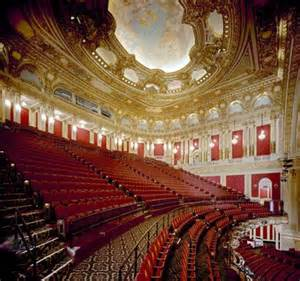 the gorgeous boston opera house opera