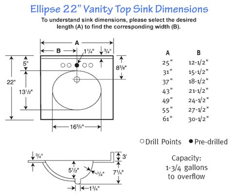how to measure bathroom sink swanstone sinks