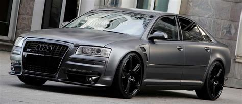Audi A8 D3 Body Kit Bumper Conversion Styling Performance Aftermarket Parts Hofele 2003
