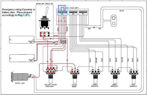 laguna guitar wiring diagram images wiring diagram
