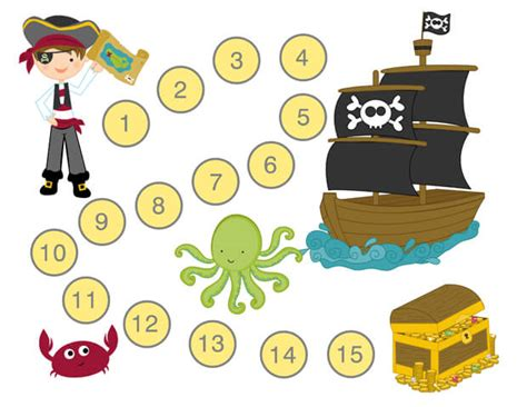 Printable Pirate Reward Charts | 301 moved permanently
