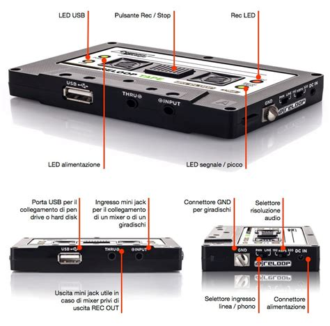 digitalizzare cassette audio il modo pi 249 semplice per digitalizzare vinili e