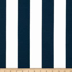 premier prints zig zag twill navy blue white discount