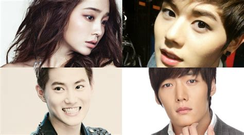 celebrity jungle members top 11 korean celebrity look alikes with exo 2pm and