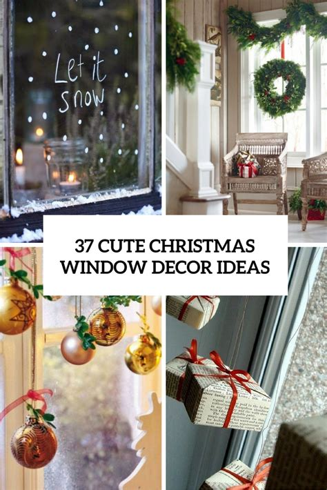 Window Decorations For by 37 Window D 233 Corations Digsdigs