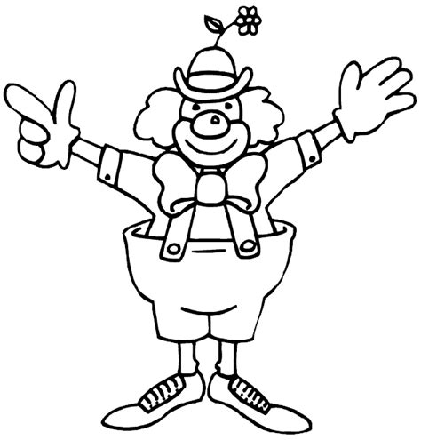 circus coloring pages coloringpages1001 com