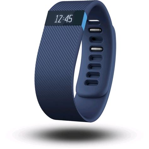 fit bit fitbit charge blue extra large ap 268165 expansys usa