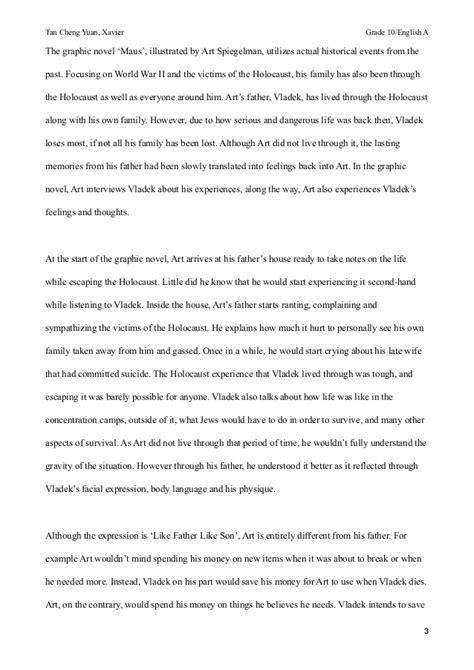 Maus Themes Essay | college essays college application essays maus essay topics