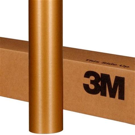 3m metallic vinyl 3m scotchprint brushed metal vinyl wrap brushed gold