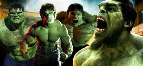 many different hulks | movie and tv shows i love | pinterest