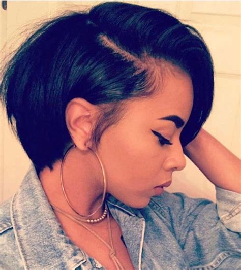 hairstyles for black women with short neck best 25 short black hairstyles ideas on pinterest bob