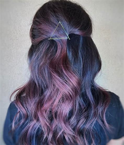 how does purple shoo work on recent highlights 30 brand new ultra trendy purple balayage hair color ideas