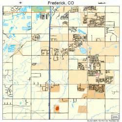 frederick colorado map frederick colorado map 0828360