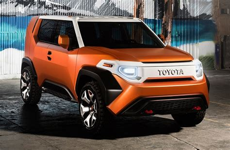 toyota debuts quot funster quot ft 4x concept suv at new york auto