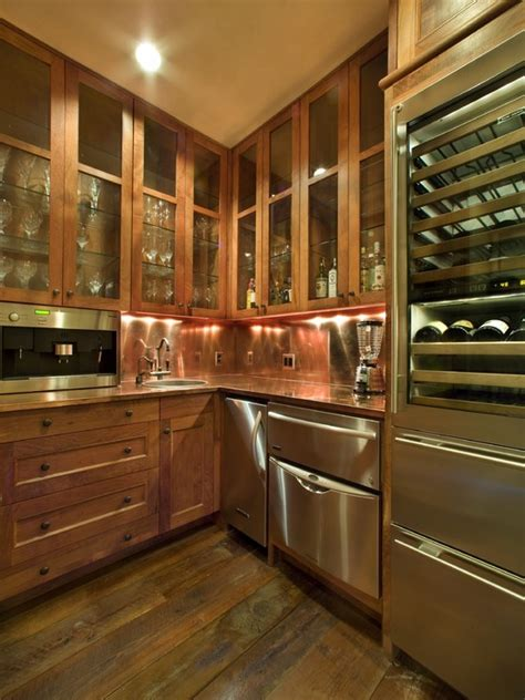 copper kitchen cabinets decorating with warm metallics copper bronze gold