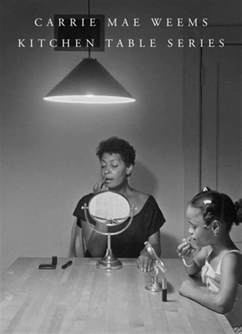 cover page for college carrie mae weems