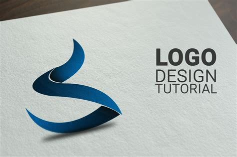 tutorial of logo design logo design tutorial alphabet s dezcorb
